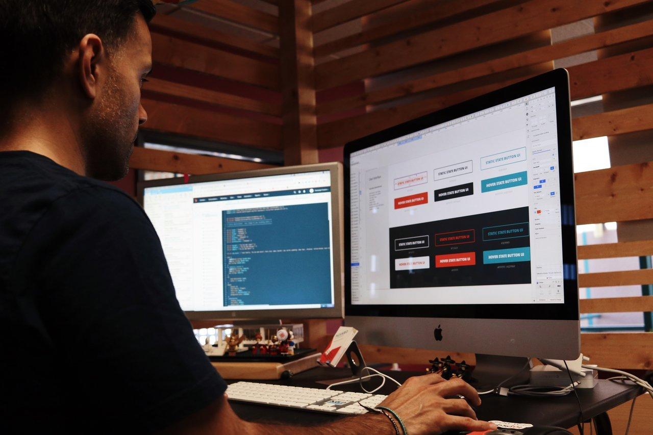 man_web_designing_on_a_computer